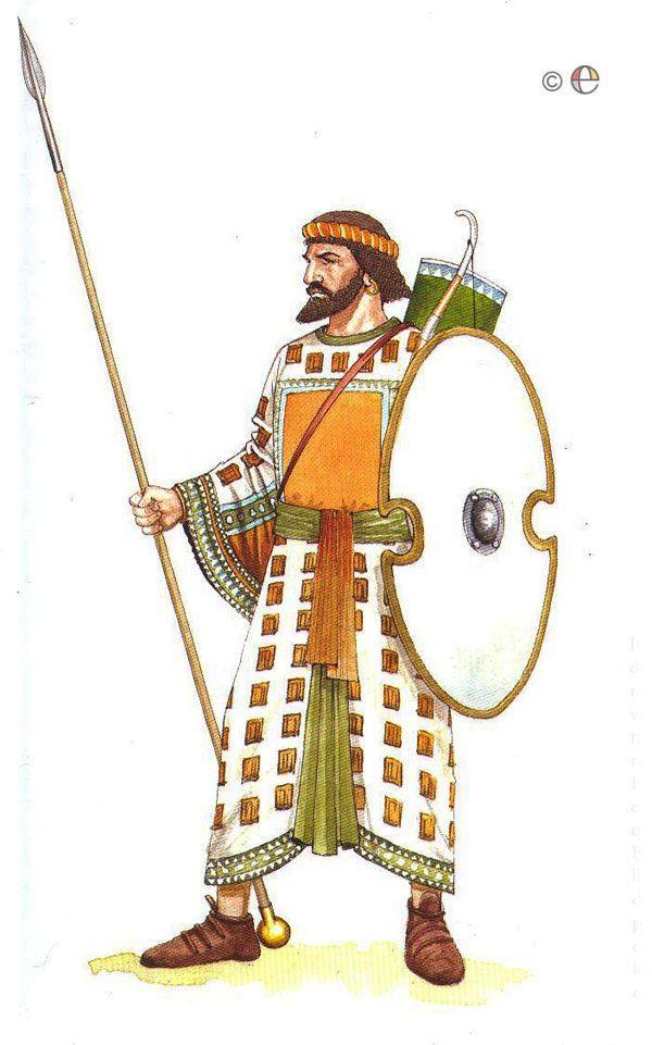 Persian Royal Warrior