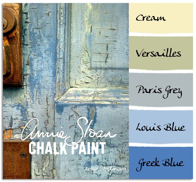 Can You Use Chalk Paint Over Crackle Paint