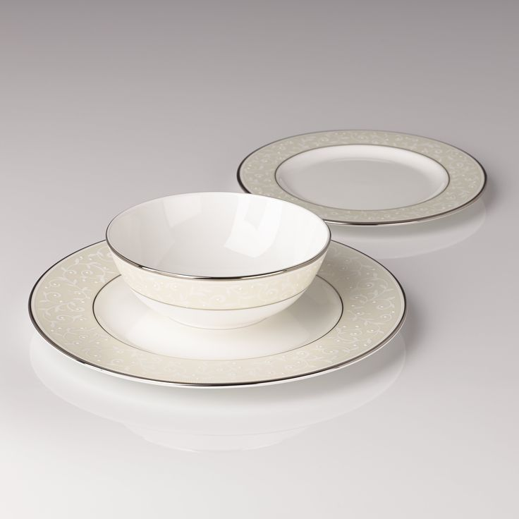 Wonderful Popular China Patterns Part - 13: Always Romantic, The Ever-popular Fine China Pattern Is Perfect For Any  Table Setting.