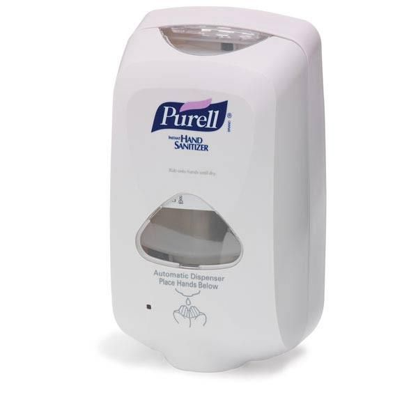 Automatic Soap Dispensers Are Seen All Around School And Are An