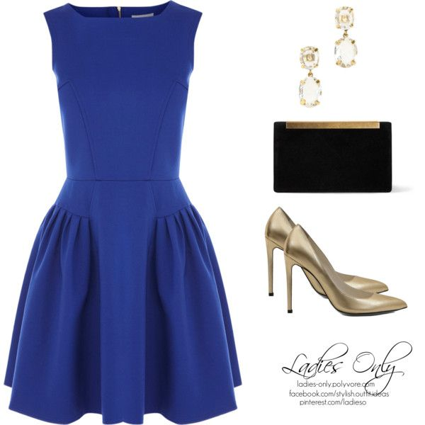 """Electric Event"" by ladies-only on Polyvore"