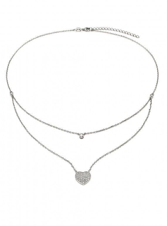 Folli Follie necklace, £120