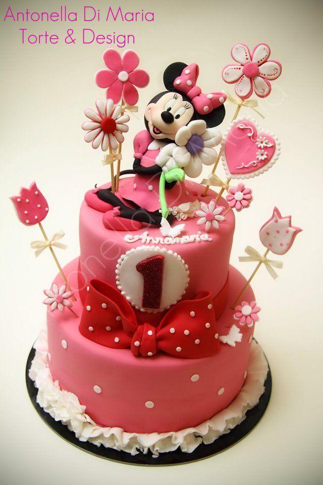 *MINNIE ~ Cake