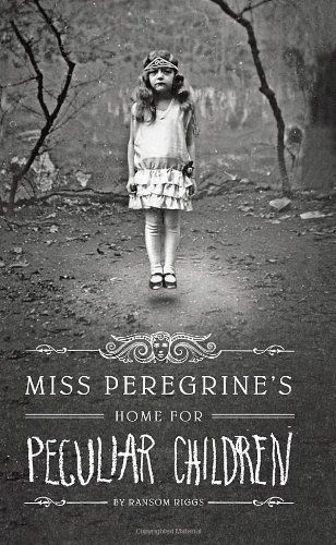 Miss Peregrine's Home for Peculiar Children by Ransom Riggs, http://www.amazon.com/dp/1594744769/ref=cm_sw_r_pi_dp_Dd3srb1YMNT05