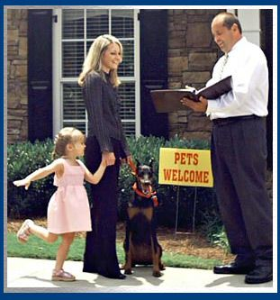 National Directory of Pet Friendly Apartments and Hotels.