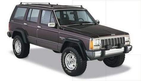 Ficha Técnica Jeep Cherokee. Modificaciones y Años.