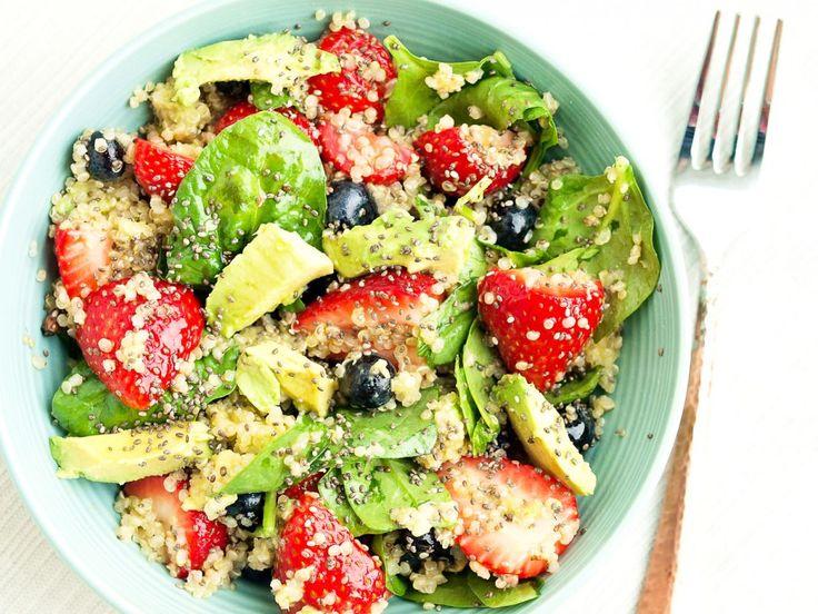 Quinoa Power Salad