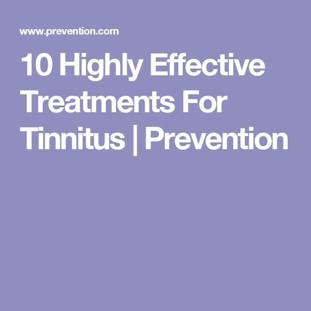 10 Highly Effective Treatments For Tinnitus | Prevention #BestTinnitusRemedies