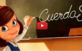"""CORDAS - uma curta de animação imperdível! """"Cordas"""" – Valores, amor e autenticidade """"Cordas"""" é uma curta-metragem espanhola que ganhou o Prémio Goya 2014, na categoria de """"melhor curta-metragem de animação""""."""