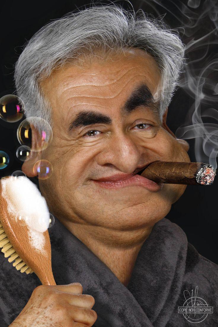 """DSK Dominique Strauss-Kahn """"Serial fucker"""" (Chính trị   gia người Pháp)"""