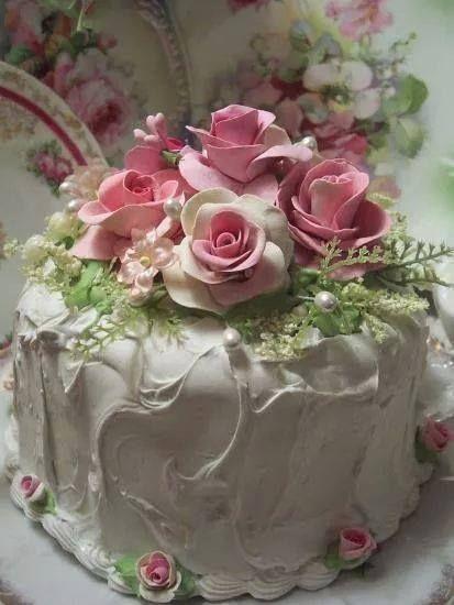 Een taartje van muurvuller..
