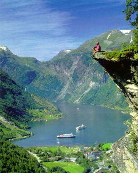Geiranger, Romsdal, Norway