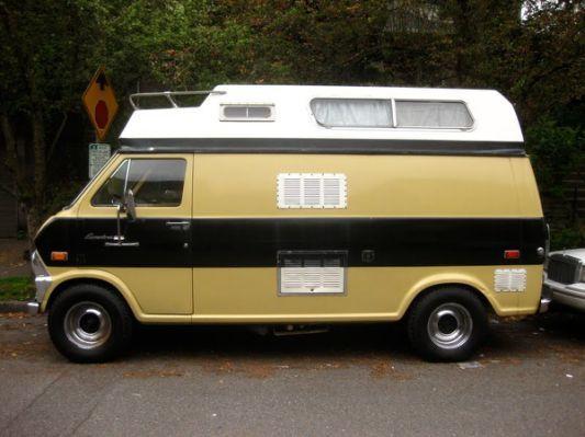 1974 Ford Econoline Custom 200