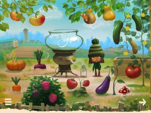 Una ragazzina amante della frutta e della verdura, una nonna insegnante di yoga e un lupo che non riesce ad acchiappare neanche uno dei troppo atletici animali del bosco...la trasformazione di un classico in una storia molto interattiva e molto biologica!