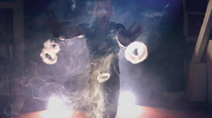 Dampfer Tricks - AMT-VAPE - Vape Tricks - Ringe schieben