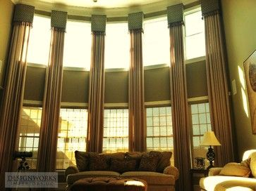 Window Treatments - contemporary - curtains -
