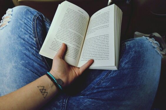Reading and roadtrips