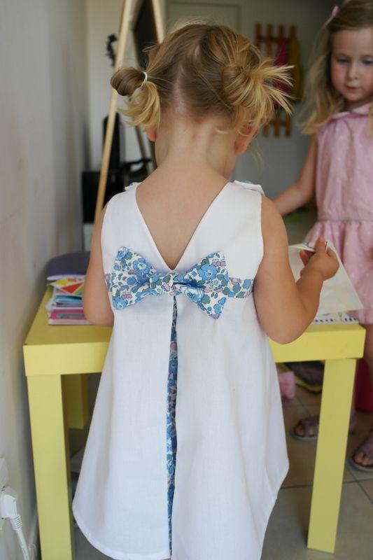 Robe trapèze Betsy portée_Chut Charlotte (2)