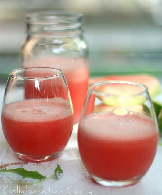 Water Melon Agua FrescaWatermelon Aqua