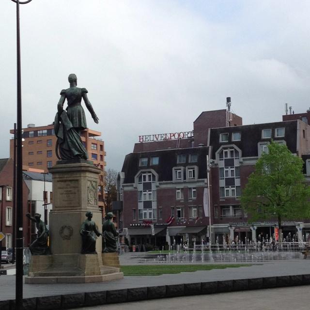 Onze Heuvel in Tilburg #MooiTilburg