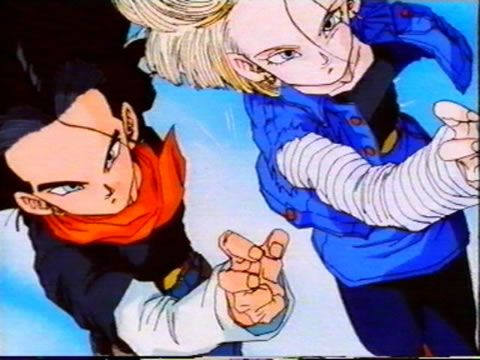 Dragon ball z c17 and c18 dragon ball pinterest dragons dragon ball z and dragon ball - Dragon ball z c18 ...
