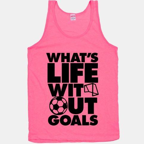 soccer girl c: #soccer #sports #shirt #motivational