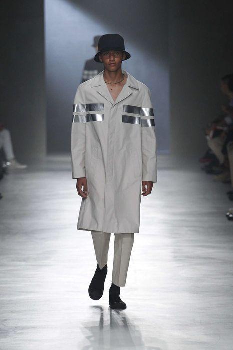 Neil Barrett, Primavera/Estate 2018, Milano, Menswear