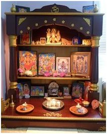 118 best Altar images on Pinterest | Altar, For the home and Hindus
