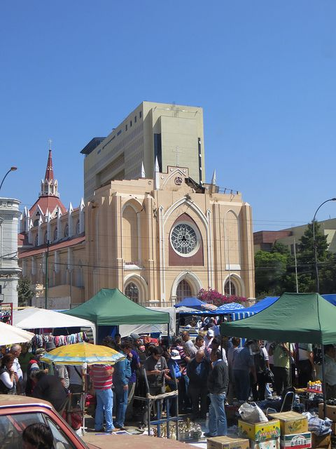 Market Day, Valparaiso, Chile, South America Mar 2013 Flickr - Photo Sharing!