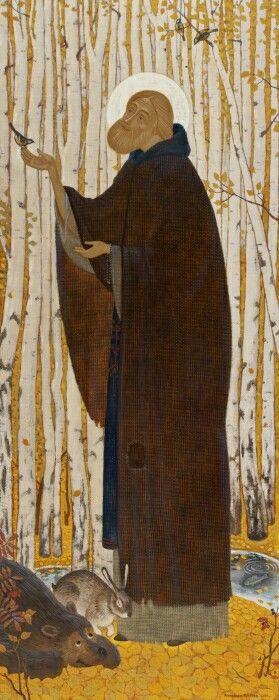 St Paul Obnorskiy      (    св.Павел Обнорский