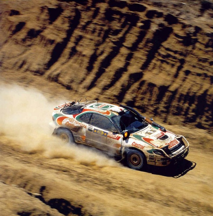 Rally Legends - 1995 Toyota Celica