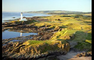 18 best golf courses in Scotland