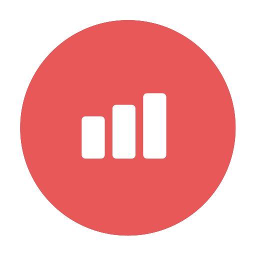 progress chart icon - Google Search