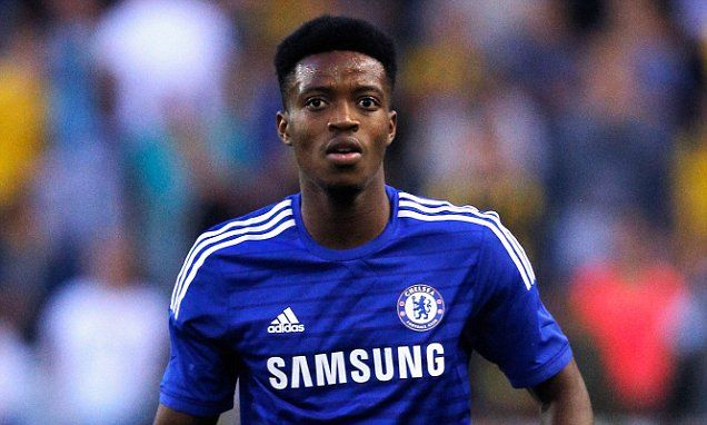 Chelsea's Nathaniel Chalobah set for Burnley loan move