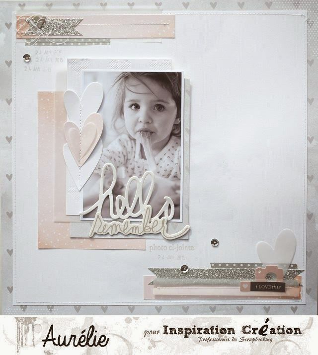 Inspiration Création Blog: Le défi du mois {by Anne, Aurélie, Emy, Gwen, Mélissandre et Stéphany}