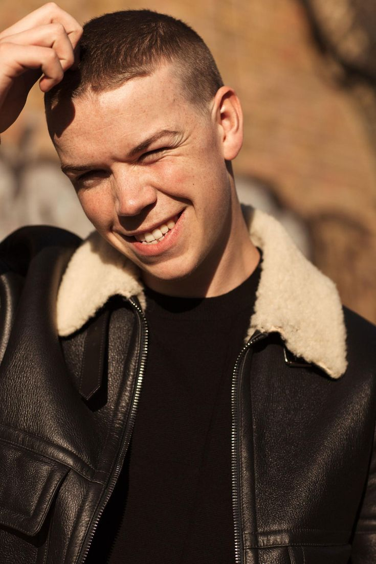 where there's a will poulter there's a way - i-D