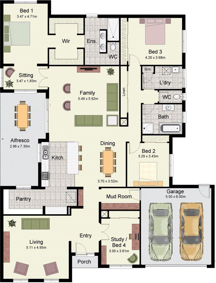 Eureka 380home Design House Design Eureka Home Floor Planshouse