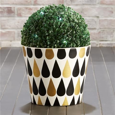 Solar Light Topiary Ball | Kmart