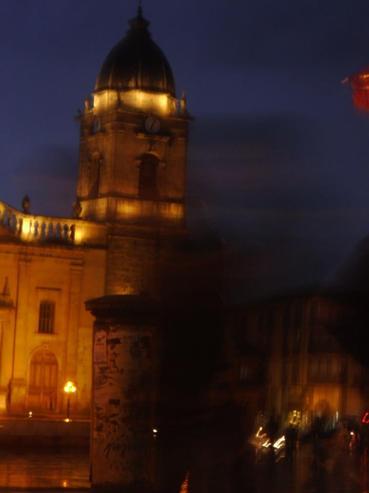Plaza de Bolívar, Tunja