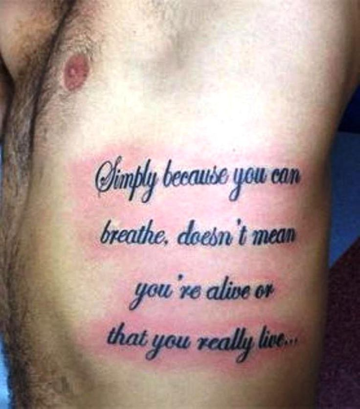 1000+ Men Tattoo Quotes On Pinterest