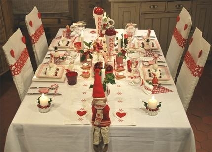 Other Christmas table