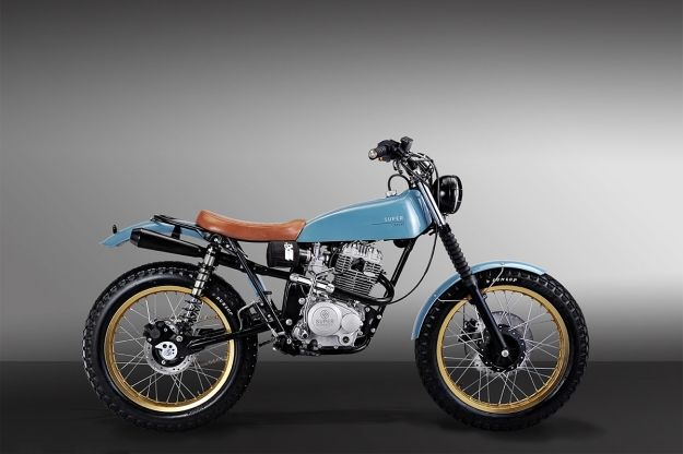 Super Motor Company Lucky Punk | Bike EXIF