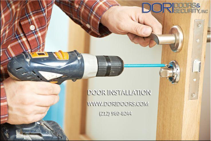 We specialize in installation and repair of doors,security gates, and hardware.  (212) 960-8244 #nyc #doridoors #doorinstallation #nydoors