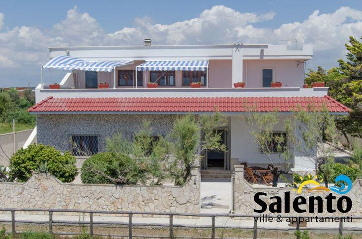 Villa Bellavista piano terra con accesso diretto alla famosa spiaggia di Punta Prosciutto di Porto Cesareo. #MiPiaceilSalento