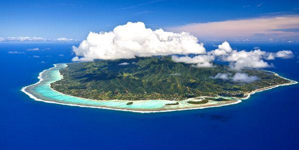 Islas Cook, un destino 10 para tu luna de miel  #boda #lunademiel #destinos