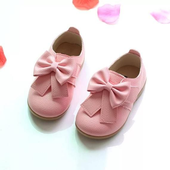 For Baby Girls Casual Shoes Toddler Princess Sandals Kids Slip on Shoes Size