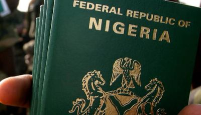 To Eliminate Corruption Nigeria Immigration Bans Cash Payments At Passport Offices