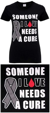 Someone I Love Diabetes Awareness T-Shirt - Every purchase funds diabetes research!