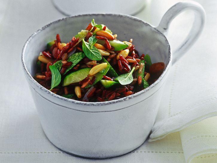 riso-rosso-con-zucchine-e-menta