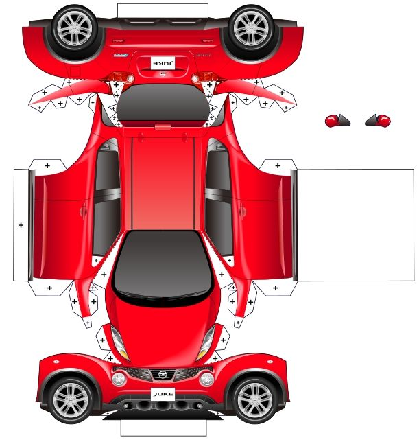 Santa Maria Chevrolet: 417 Best Images About Papercraft On Pinterest